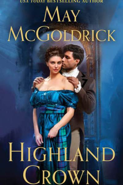 Book Review-Highland Jewel by May McGoldrick