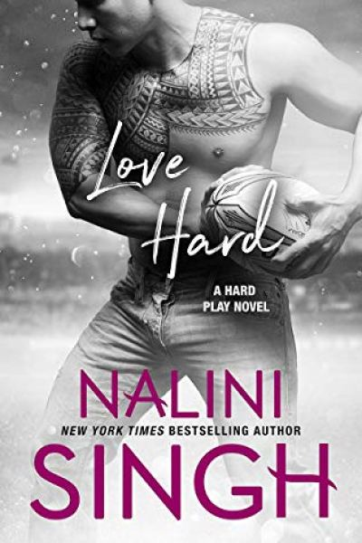 Book Review-Love Hard by Nalini Singh