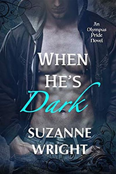 Book Review-When He's Dark by Suzanne Wright