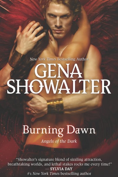 Book Review-Burning Dawn by Gena Showalter