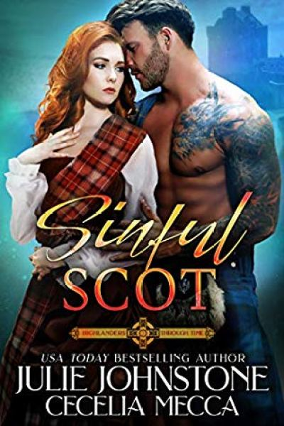 Book Review-Sinful Scot by Julie Johnstone and Cecelia Mecca
