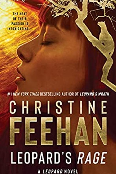 Book Review-Leopard's Rage by Christine Feehan