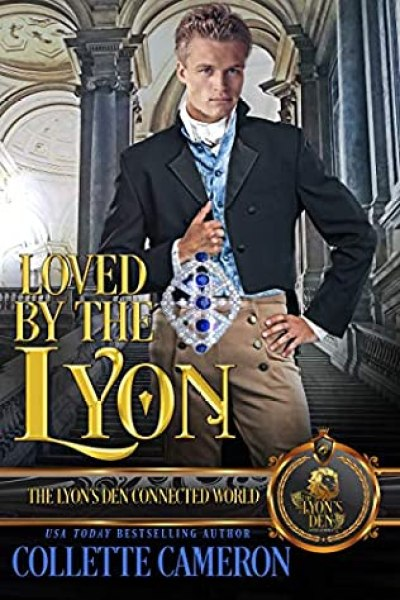 Quickie Romance Review-Loved By The Lyon by Collette Cameron