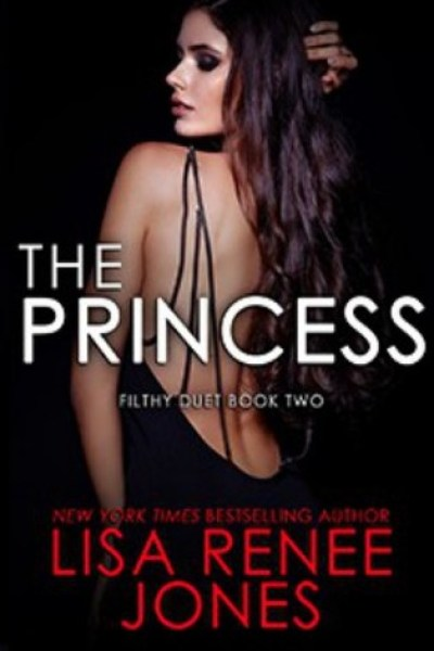 Book Review-The Bastard, The Princess, The Empire by Lisa Renee Jones