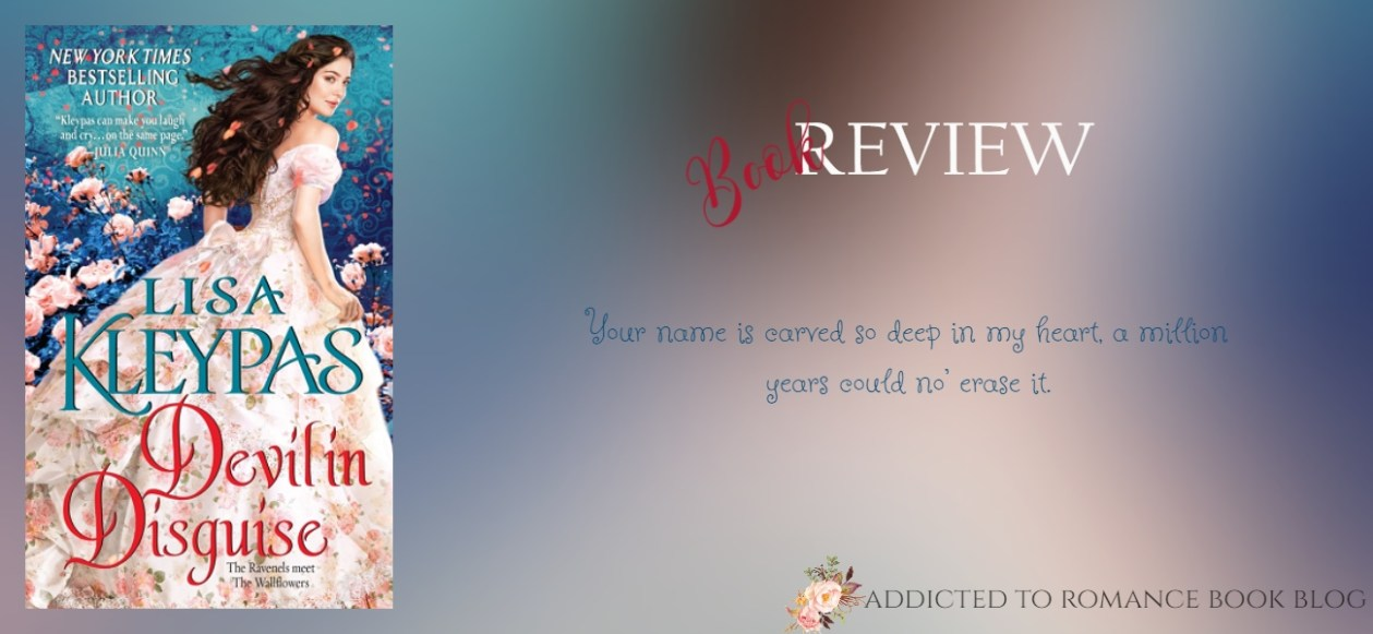 Hiatus Book Review-Devil In Disguise by Lisa Kleypas