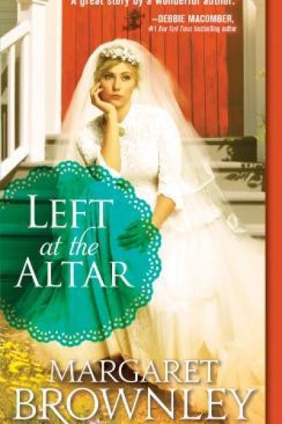 Book Review-Left At The Altar by Margaret Brownley