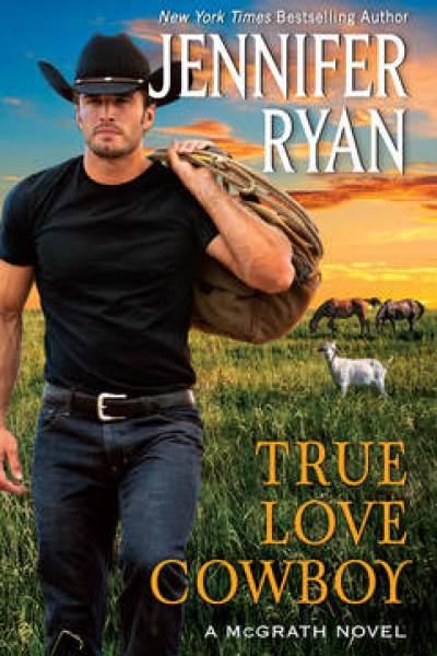 Book Review-True Love Cowboy by Jennifer Ryan