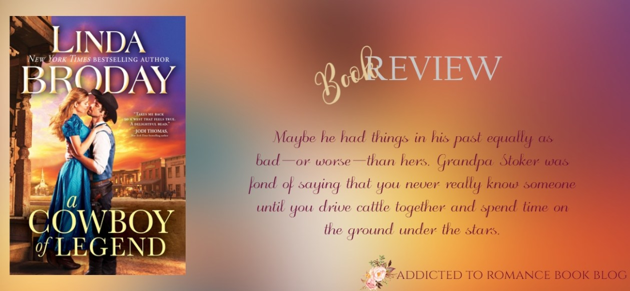 Book Review-A Cowboy of Legend by Linda Broday