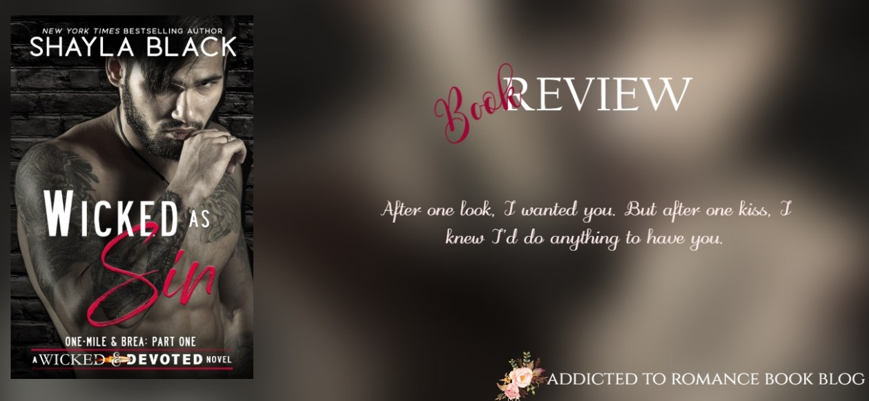 Book Review-Wicked As Sin by Shayla Black
