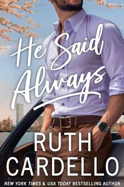 Book Review-He Said Always by Ruth Cardello