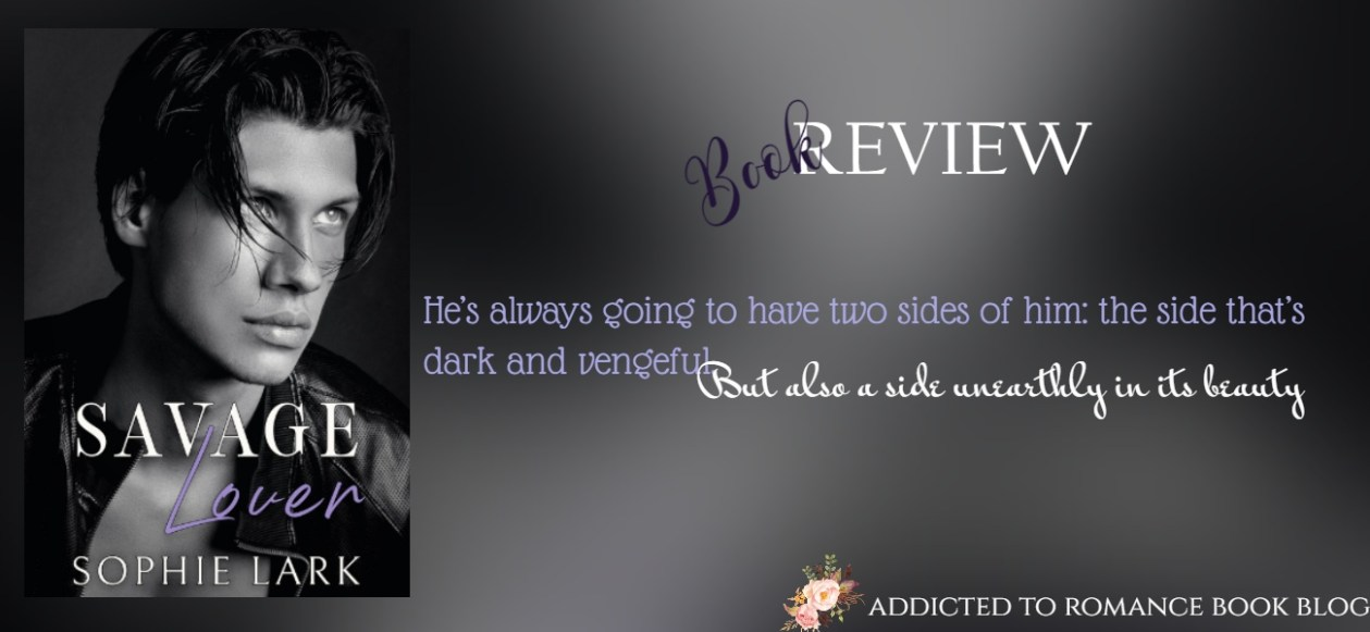 Book Review-Savage Lover by Sophie Lark