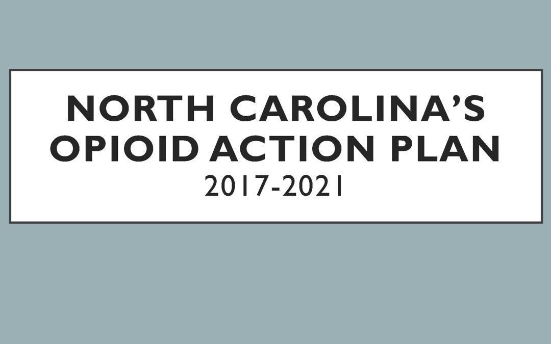 North Carolina's Opioid Action Plan