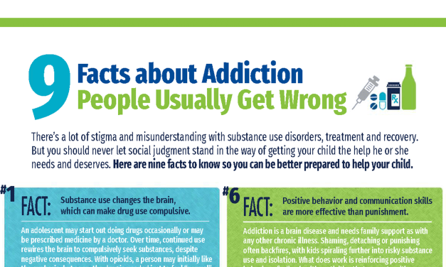 9 Facts about Addiction People Get Wrong