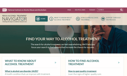 New Alcohol Treatment Navigator Website