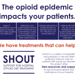 Webinar Series: Support for Hospital Opioid Use Treatment (SHOUT)