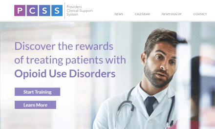 PCSS Projects Merge and Launch a New Website to Help Clinicians Address OUD