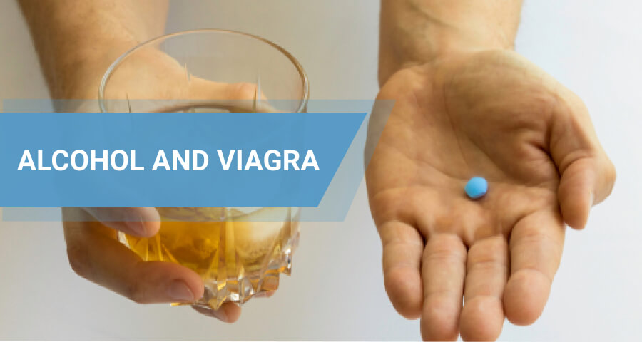 Viagra And Alcohol: Sildenafil And Ethanol Interaction