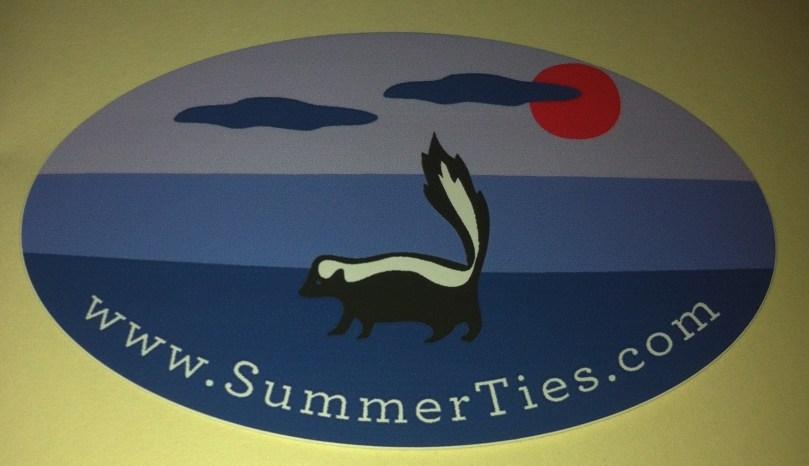 skunk summer ties