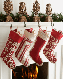 red-and-white-christmas-stockings