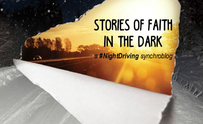 Night Driving Synchroblog