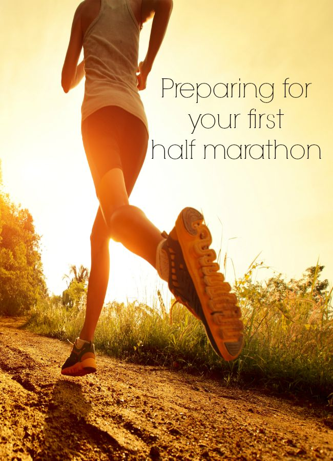 Preparing for a Half Marathon
