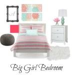 Big Girl Room Design