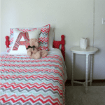 Little A's big girl room reveal