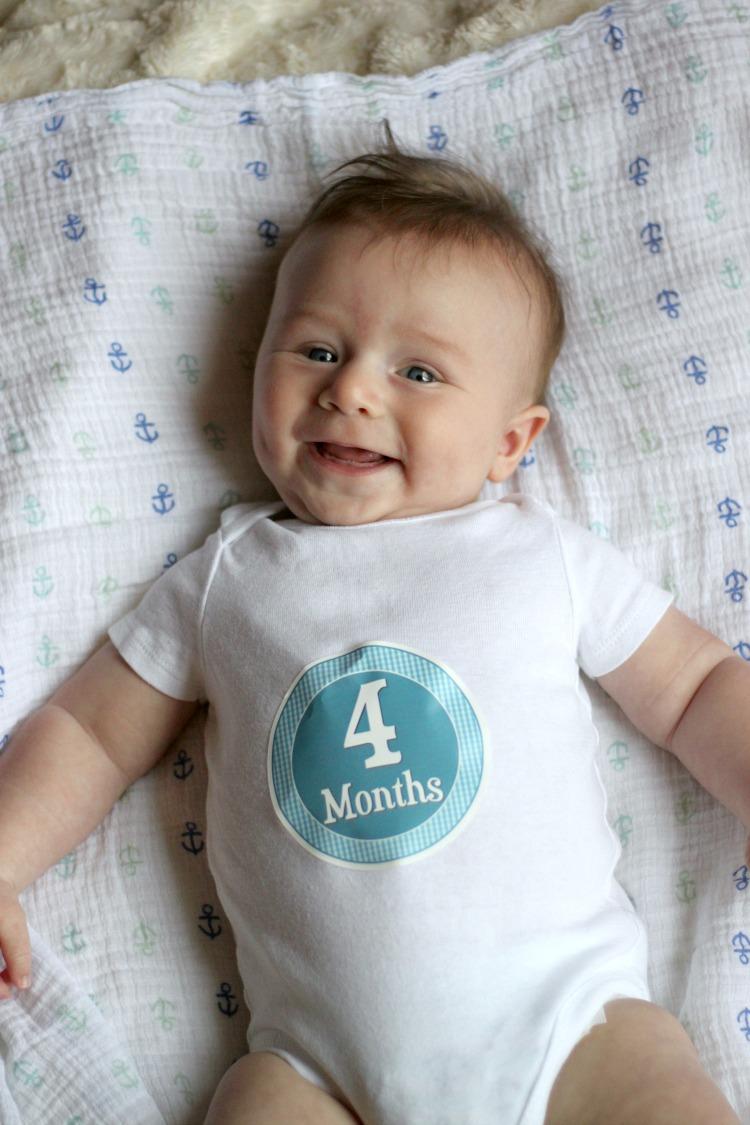 EJ 4 months