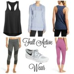My Favorite Fall & Winter Active Wear