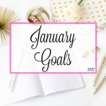 Cheers To A New Year & January Goals