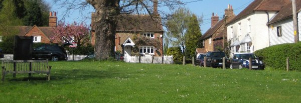 Addington Green with Old School April 2009
