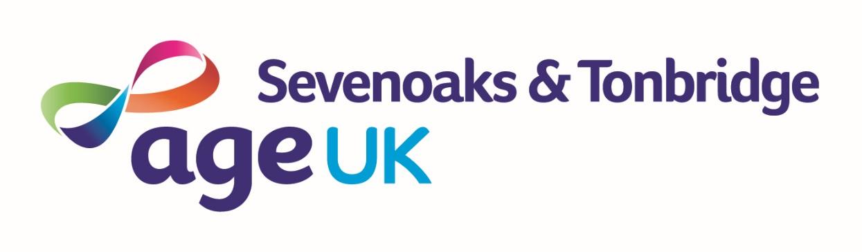 Age UK Sevenoaks and Tonbridge logo