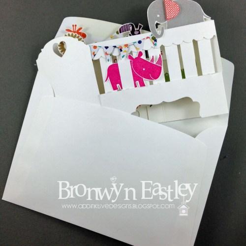 Baby Crib Envelope 1