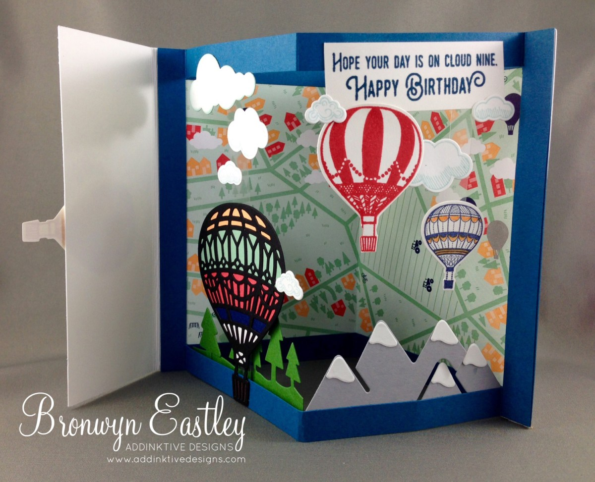 Creative Crew - Technique Challenge at Splitcoast Stampers