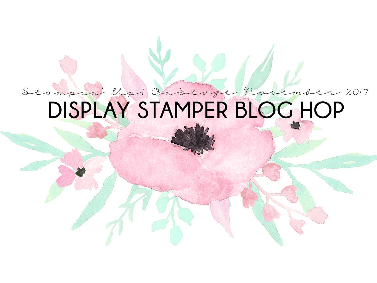 Display Stamper Blog Hop 07 - Round Up