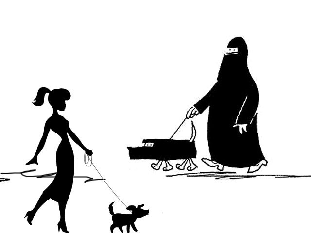 Coming to America: Somalia & Egypt Exporting Islamic