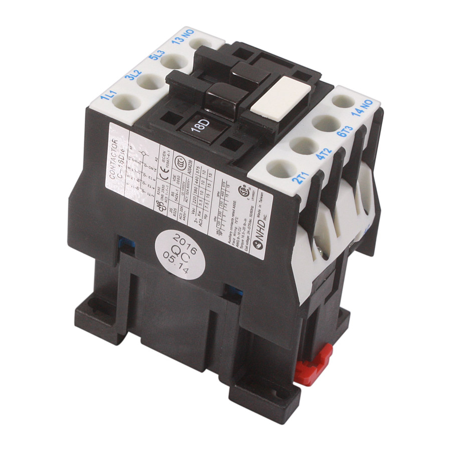hight resolution of contactor 120 vac 3pst n o 1 aux n o 32a ie 22a
