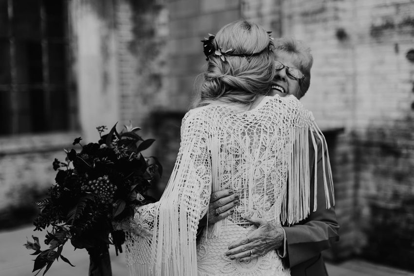 Boho Alternative Wedding Strongwater Columbus Ohio Addison Jones