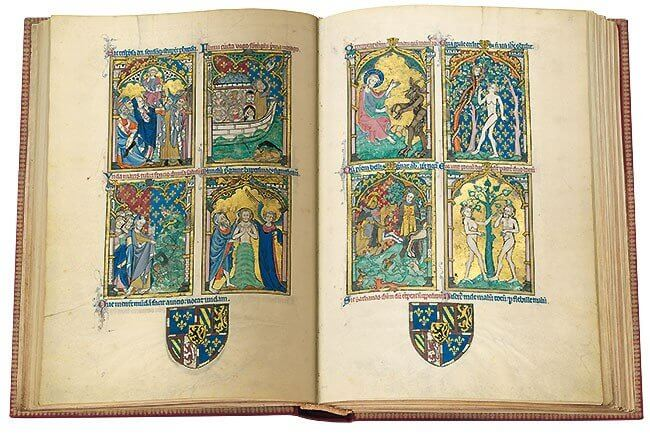peterborough psalter  b