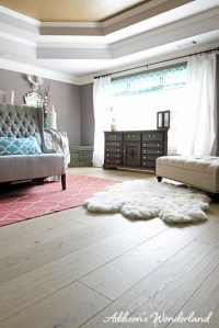 Our Master Bedroom Flooring Reveal