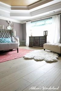 Our Master Bedroom Flooring Reveal - Addison's Wonderland
