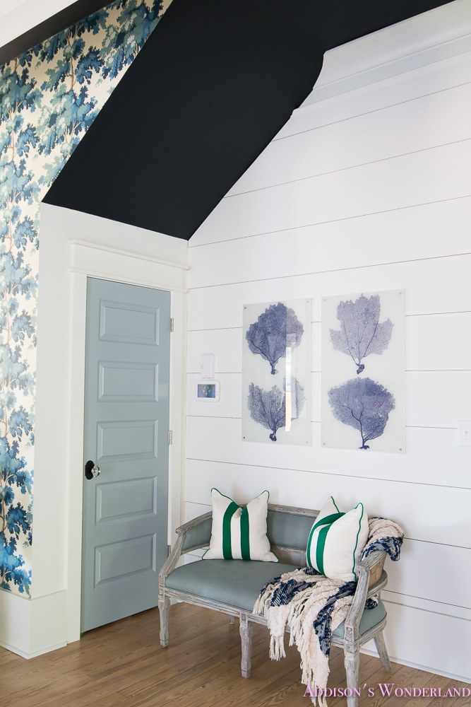 Our New Blue Coral Prints  Addisons Wonderland