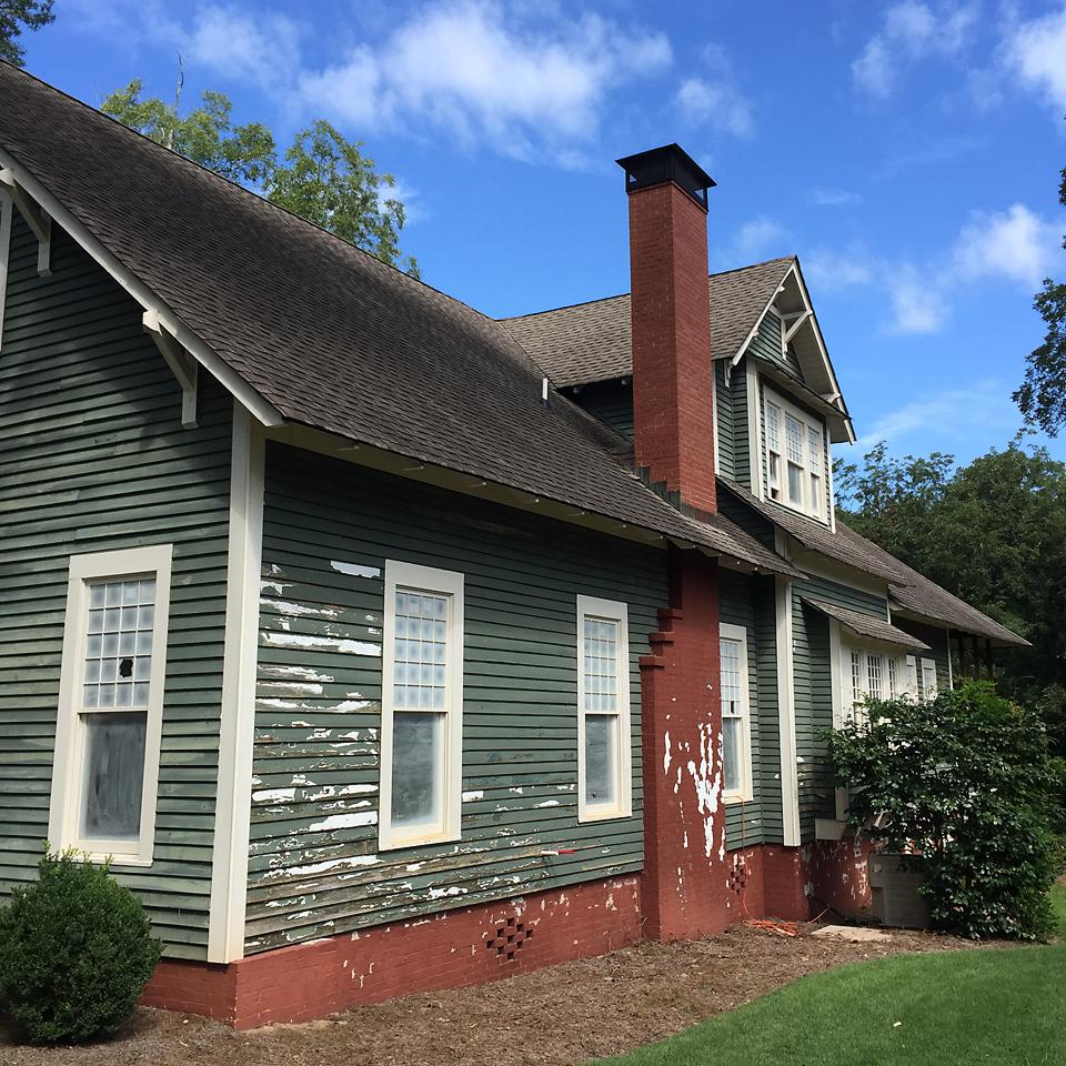 Craftsman House Exterior Paint Colors 5