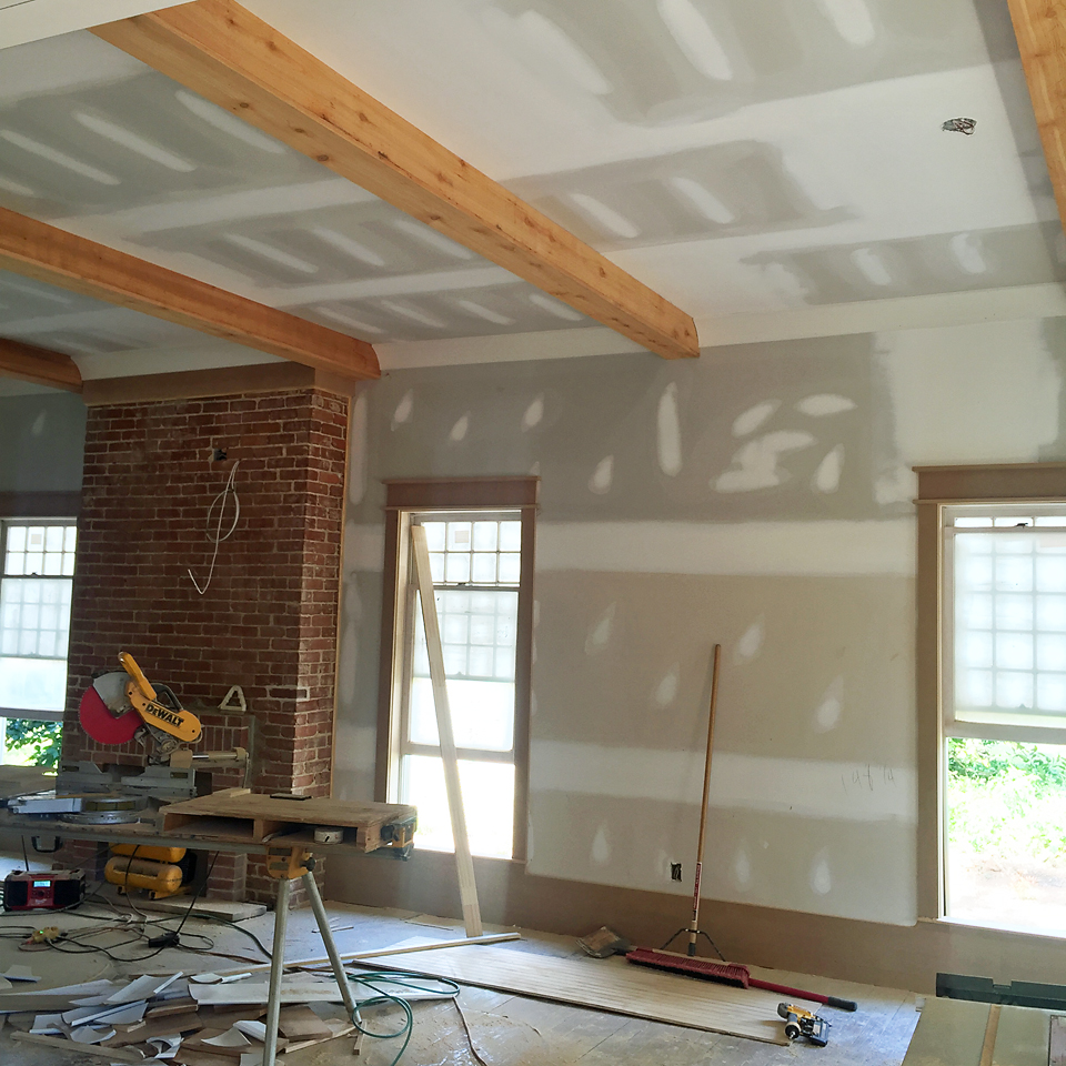 Trim, Ceilings and Moldings Oh My!