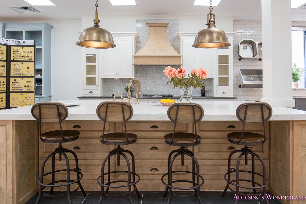 Kitchen Island Desk Turn