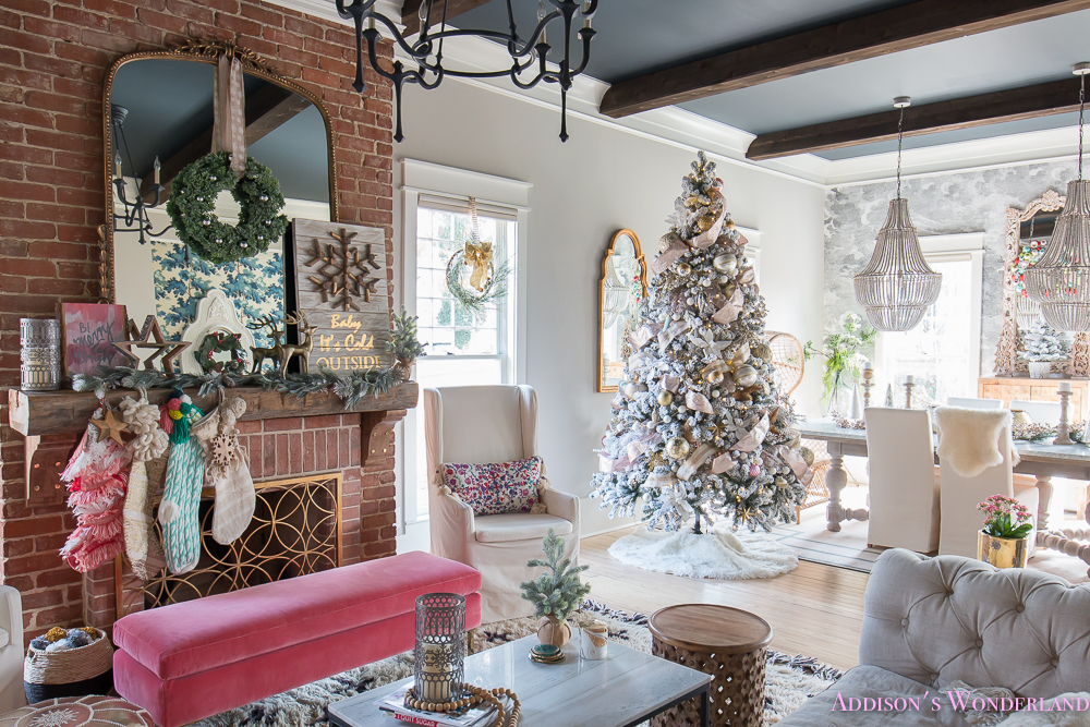ideas for decorating my living room christmas small apartment design pictures trends and tree 2018