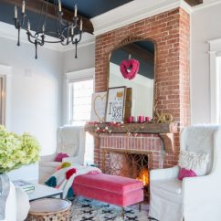 Elegant Living Room Decorating Ideas Paula Deen Sofas Our Colorful, Whimsical & Valentine's Day ...