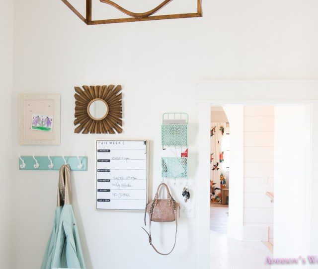 Bealls Outlet Home Decor Wall Organizational Ideas Command Center Mud Room Laundry Room Ca Dar Coat Hook Chalkboard