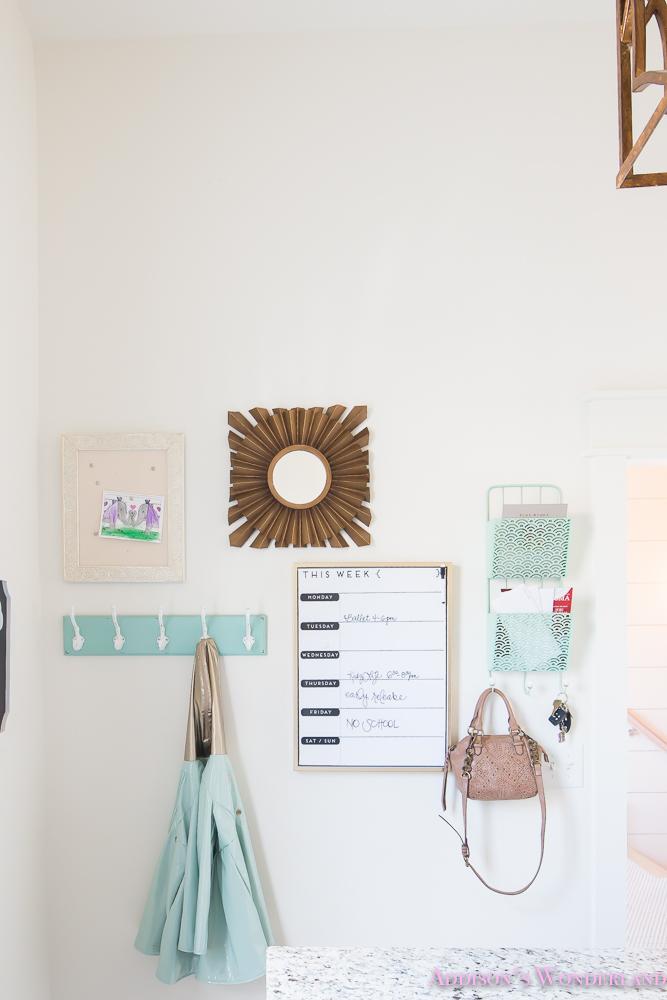 Bealls Outlet Home Decor Wall Organizational Ideas Command Center