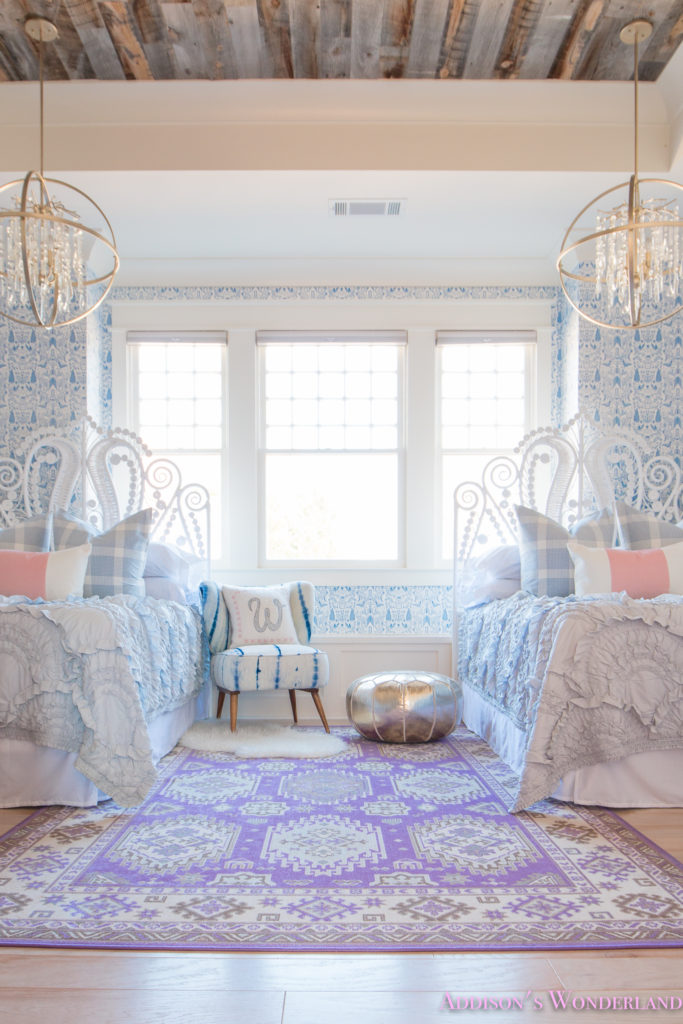 Our New Caitlin Wilson Pillows Update On Winters Blue